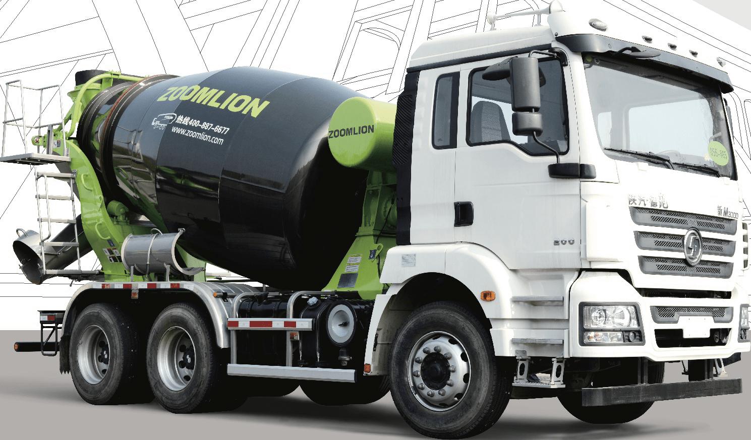 Mixer Truck-1